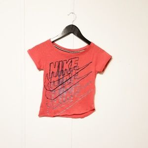 2/$10 Nike size small crop top